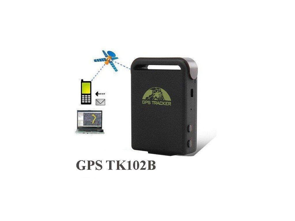 GPS tracker TK102 b