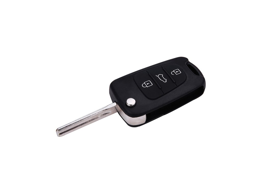 DE SOUL 3 Button Flip Key Folding Car Key Shell for kia Sportage Picanto 3 Rio.jpg 640x640