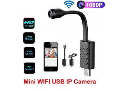 Volemer font b U21 b font HD Smart Mini USB font b Camera b font Real