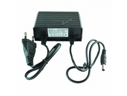 CCTV INDOOR POWER SUPPLY CHARGER ADAPTER 12v 2A