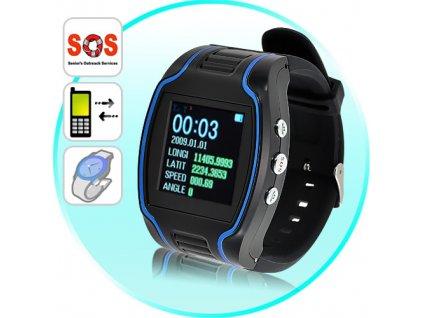 gps hodinky s mobilem model kb600gsm