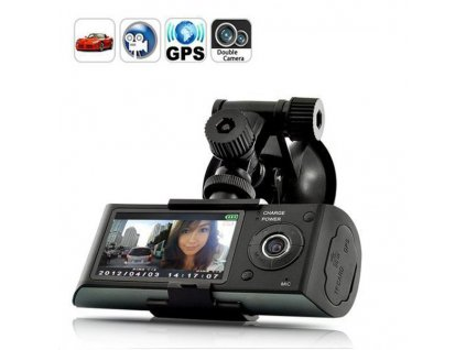 Best Car DVR X3000 dvr video recorder 2 7 Inch full HD 1080P 140 degrees with