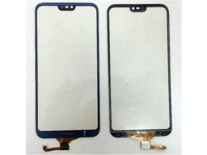 huawei p20 lite nova 3e original blue touch screen