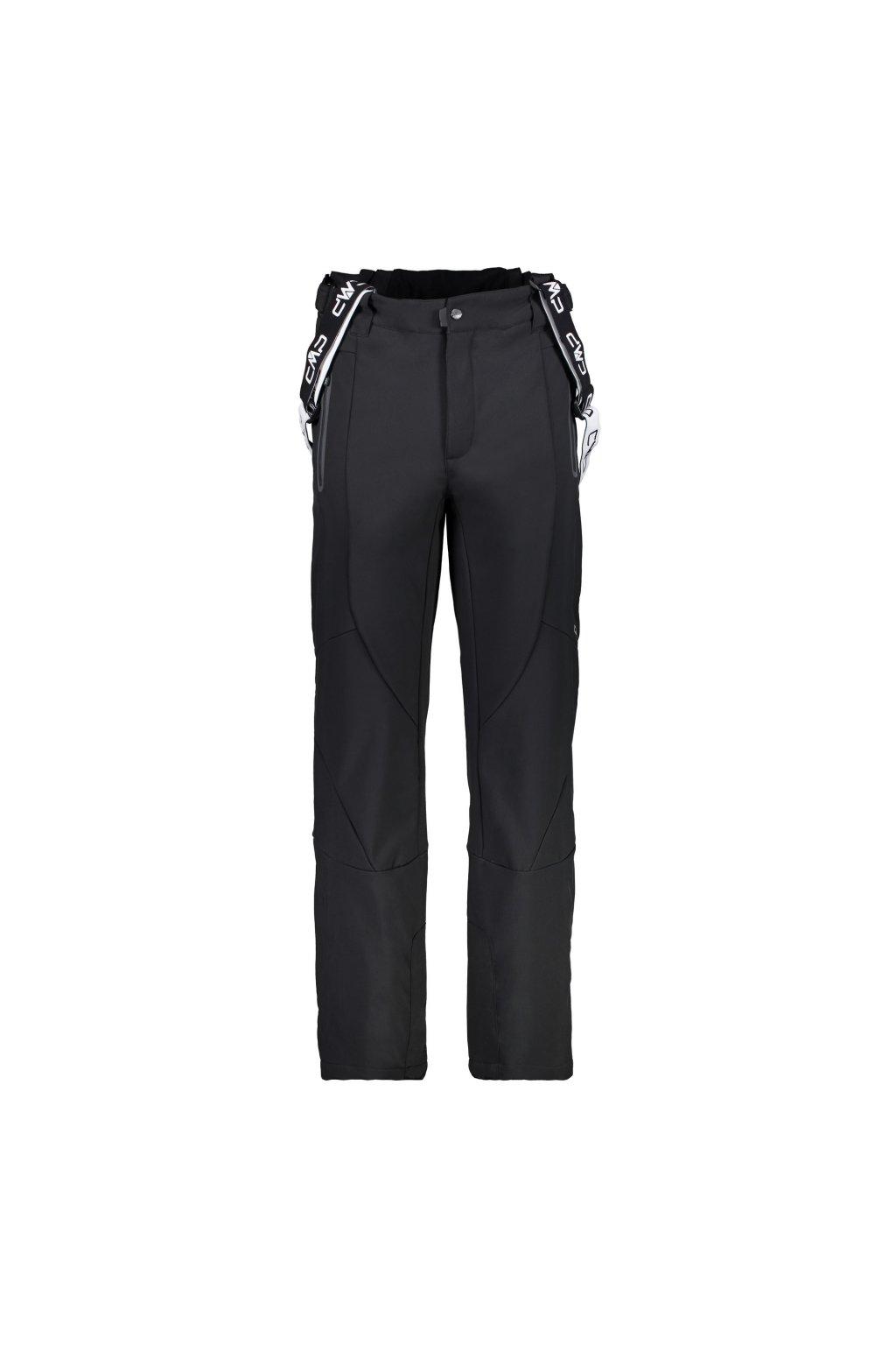 lyziarske nohavice cmp softshell 3W04407 91BG (1)