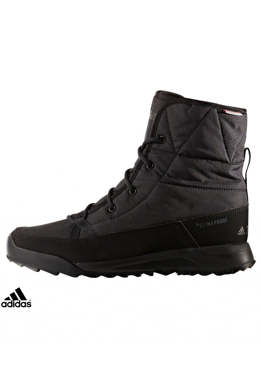 s80748 damske zimne cizmy adidas terrex choleah padded