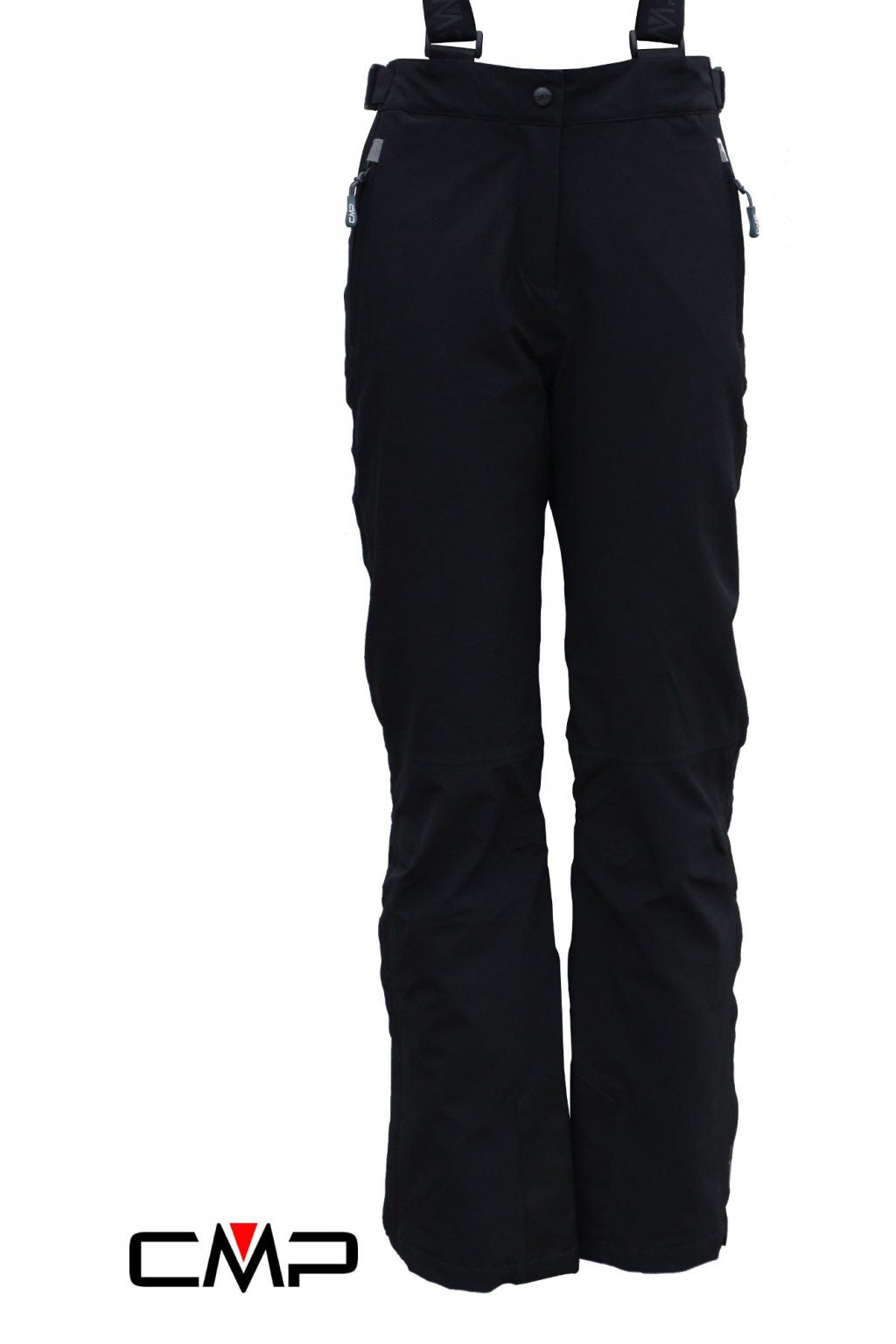 3w18496n u901 damske lyziarske nohavice cmp ski salopette