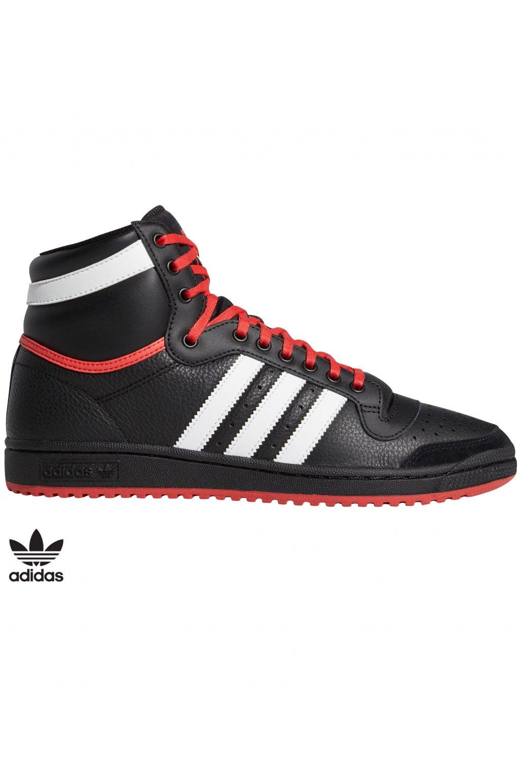 ef6365 clenkove tenisky adidas top ten hi