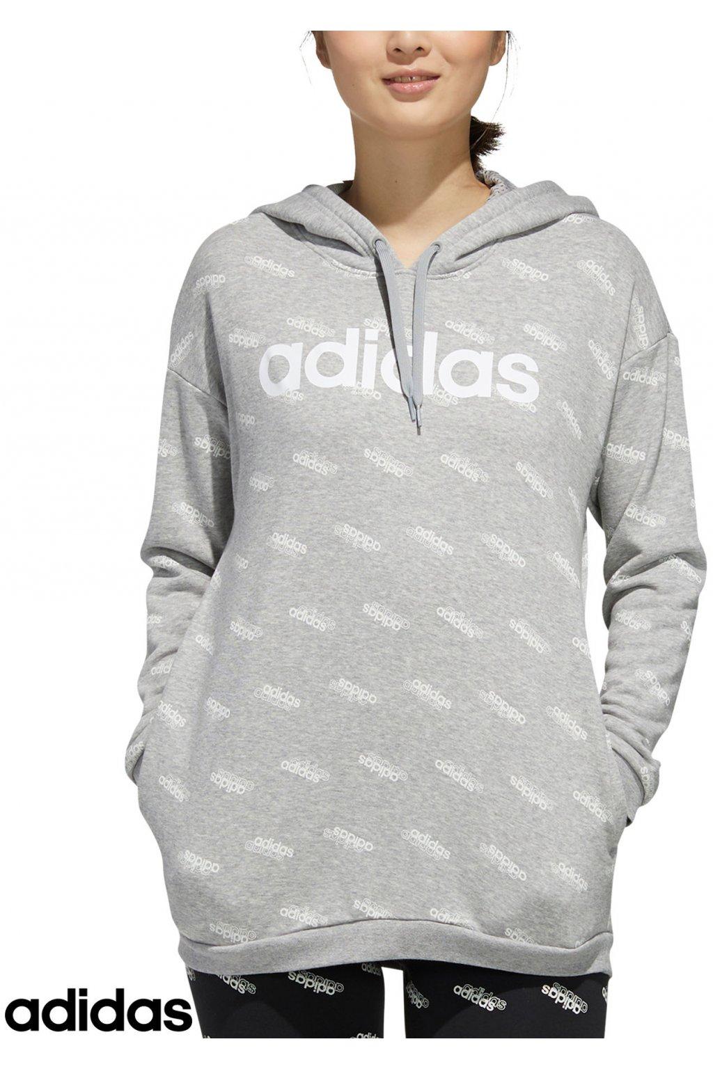 fn0944 damska mikina adidas favourites hooded