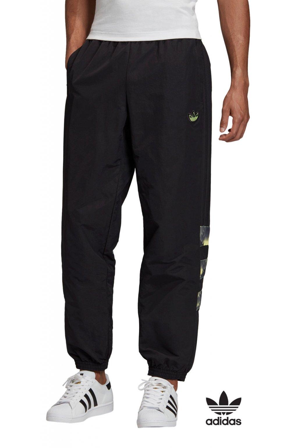 fm3401 panske teplaky adidas football pants cierne