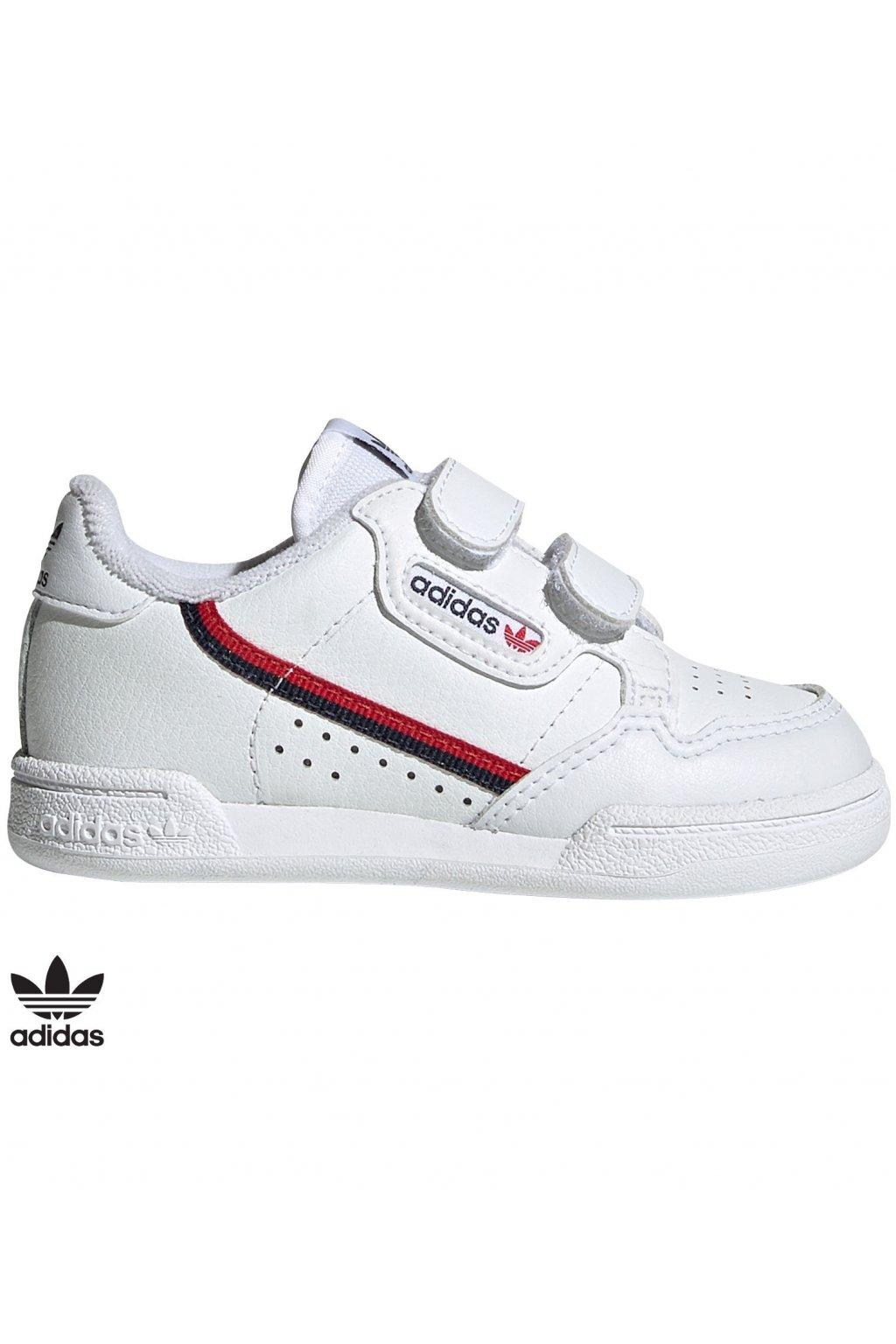 eh3230 detske tenisky adidas continental 80