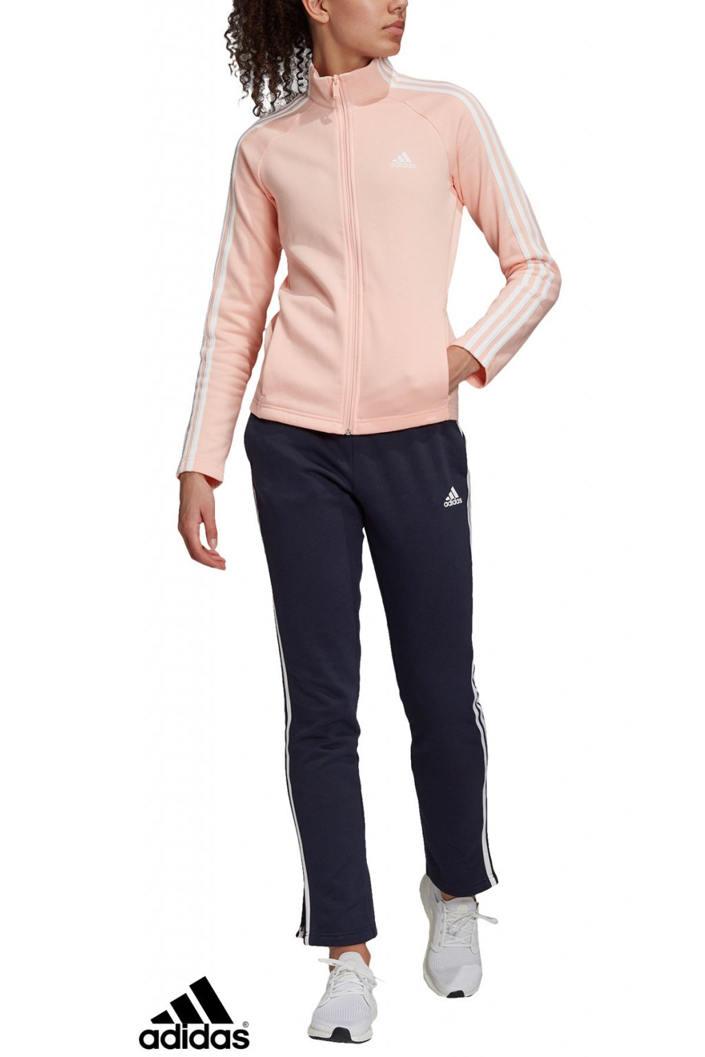 gk2114 damska suprava adidas cotton fleece