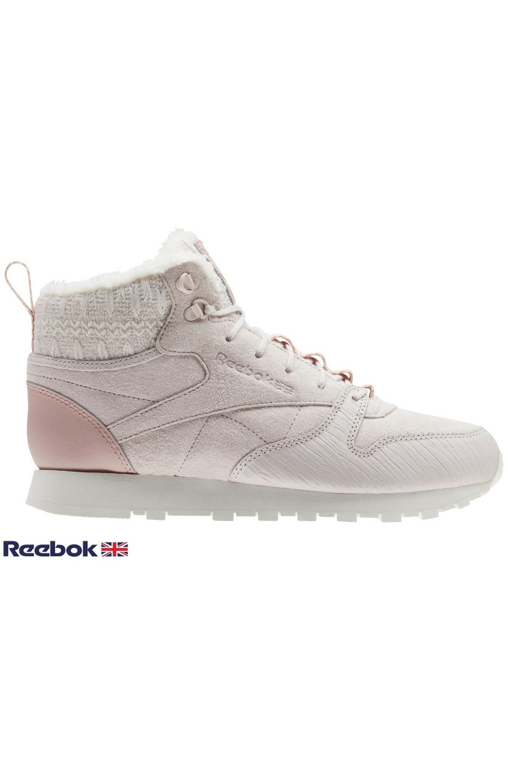 bs6274 zimne damske topanky reebok cl leather arctic