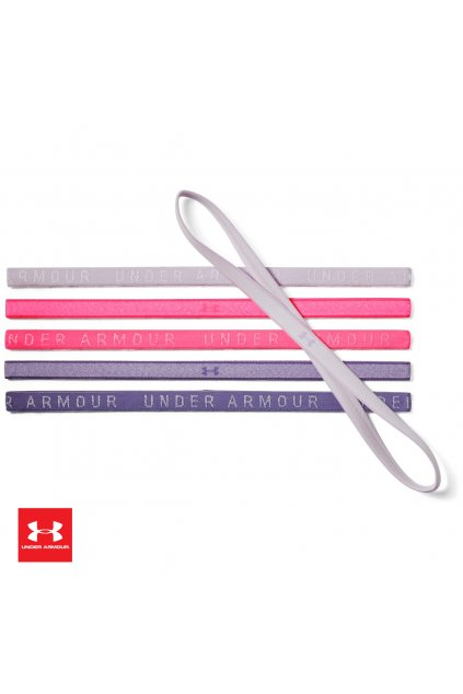 1311044 543 ua heathered mini headbands 6pack (1)