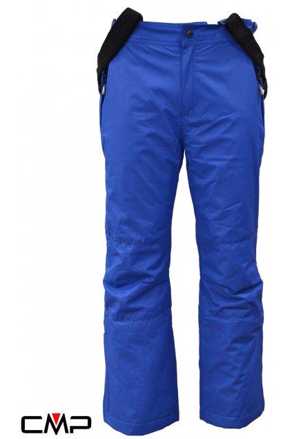 3w01717 n951 panske lyziarske nohavice cmp man salopette modre