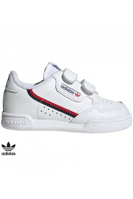 eh3230 detske tenisky adidas continental 80