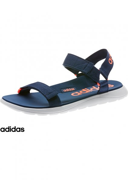 eg6690 panske sandale adidas comfort sandal modre