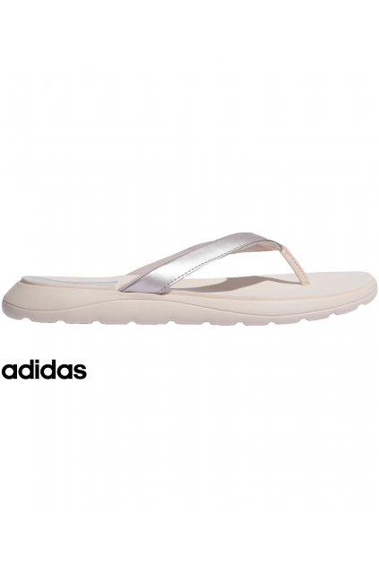 eg2057 damske zabky adidas comfort flip flop