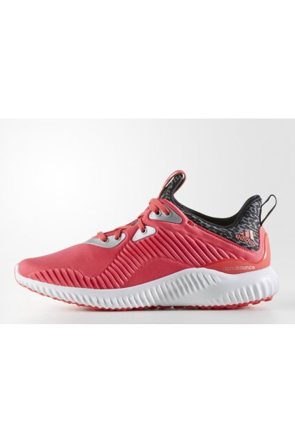 B54168 adidas alphabounce červené tenisky f