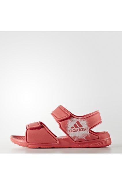BA7849 sandálky adidas AltaSwim červené f