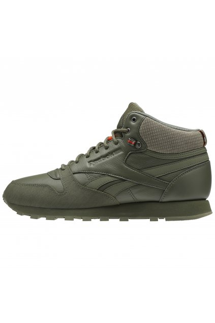 bs8327 topánky reebok cl leather mid (1)