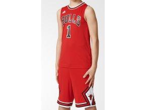 AC0552 adidas detský basketbalový set fmbh
