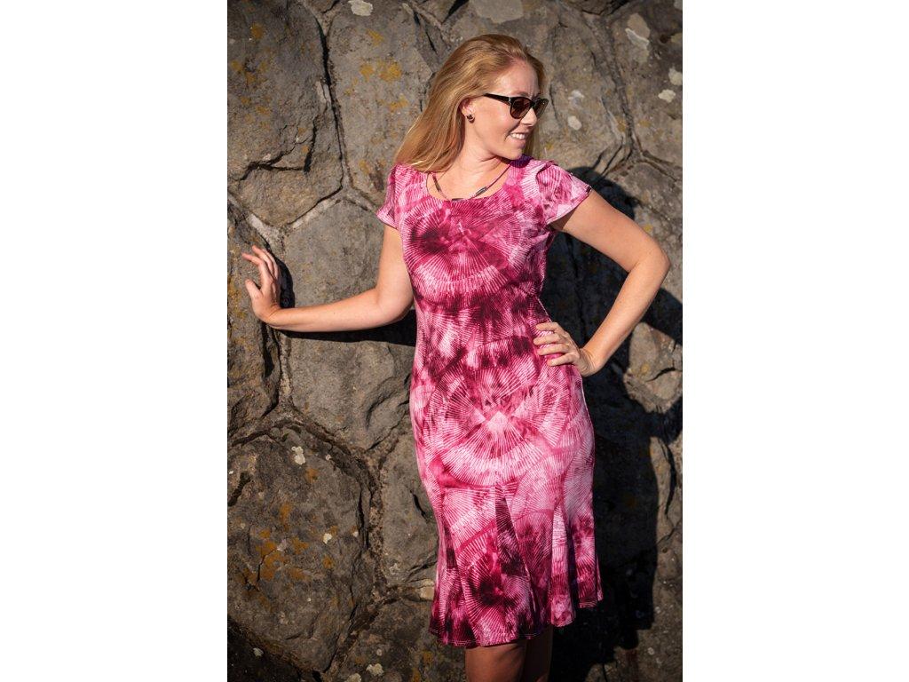 Šaty LADA - letní šaty