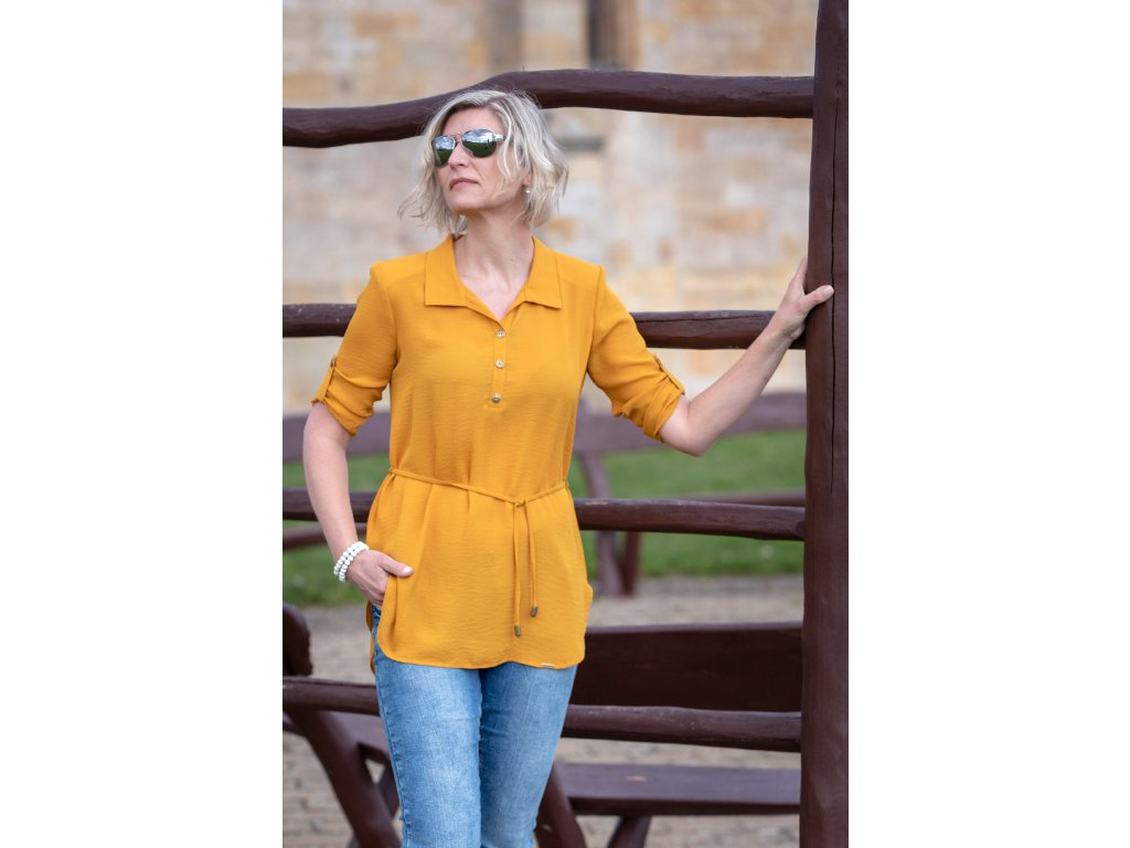 Košile LEJA - dlouhá košile