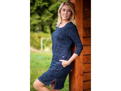 Šaty FILA - sportovní šaty v denimovém stylu