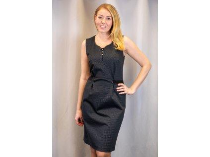 Šaty ĽUBICA - sportovně elegantní šatovka