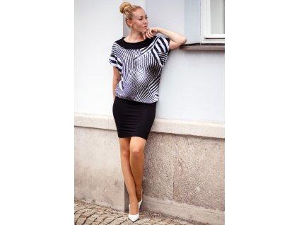 Šaty KIKA - šaty s podkasem