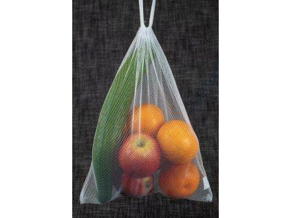 potravinový sáček bílý 30 x 40