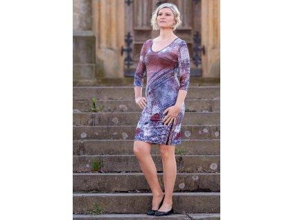 Šaty ELENA - pouzdrové šaty