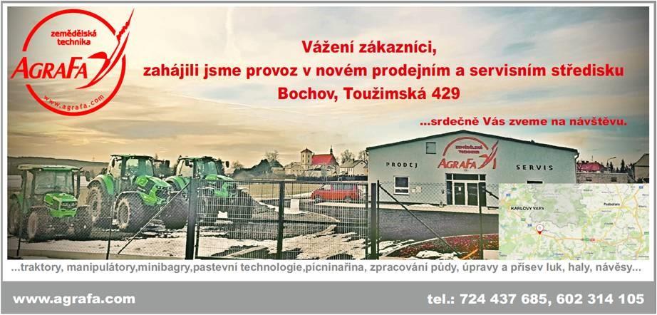 Středisko Bochov