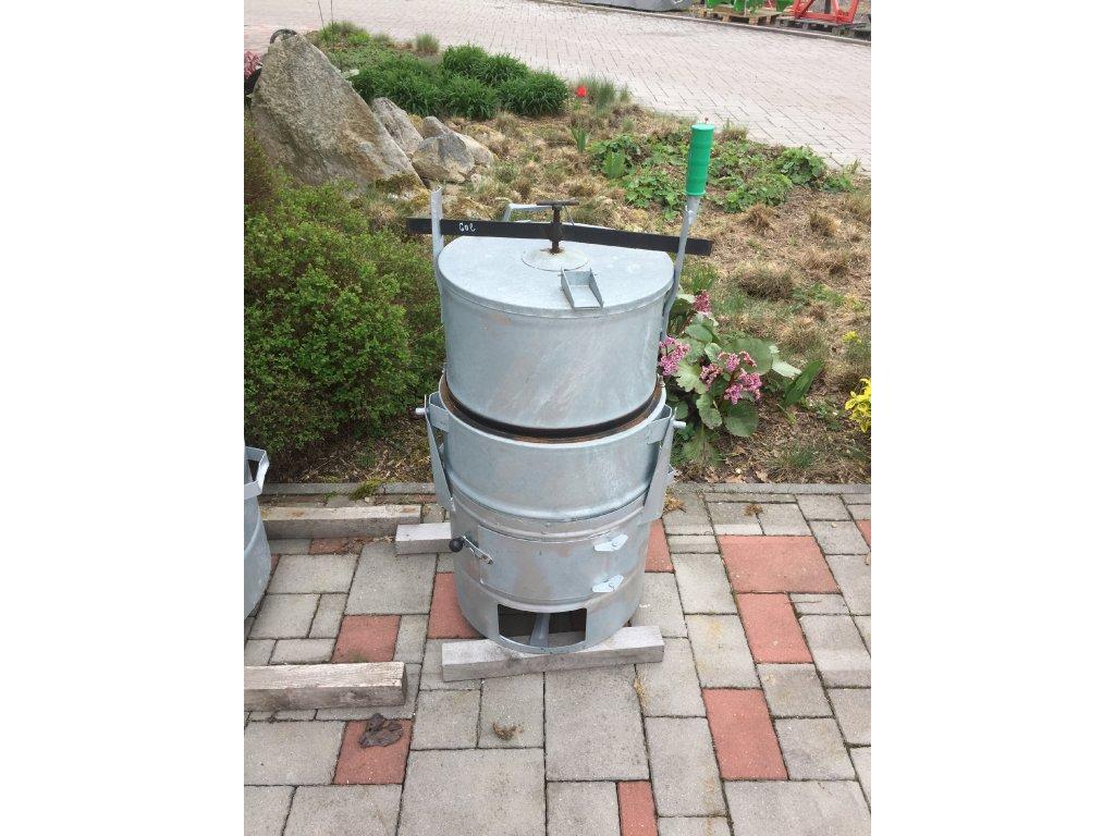 Pařák brambor H719/1 (60 litrů)