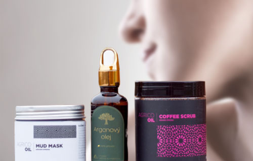 Pleťová kosmetika a péče o pokožku