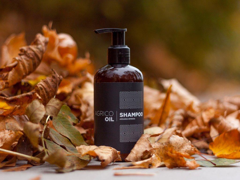 Šampon s arganovým olejem 250ml