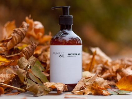 Sprchový gel s arganovým olejem 400ml