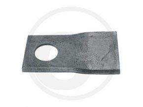 Nůž přetočený levý 105x48x3 OE19