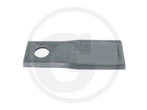 Nůž přetočený pravý 96x40x3 OE19