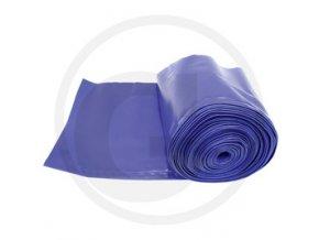 Ochranná plachta modrá
