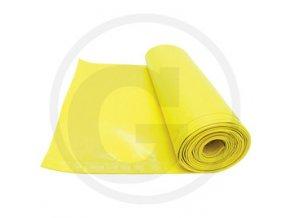 Ochranná plachta žlutá