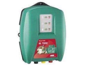 Elektrický ohradník síťový Power Profi Ni 7000 s automatickou regulací