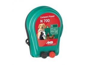 Elektrický ohradník síťový Compact Power N 700 (určen pro koně, psy a malá zvířata)