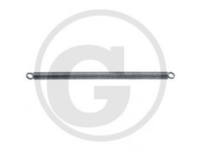 DISTANČNÍ PRUŽINA tloušťka drátu: 3 mm