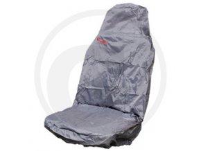 POTAH SEDADLA šedý pro osobní vozidla