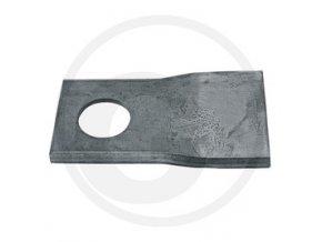 Nůž rovný  levý 120x48x4 OE18,5