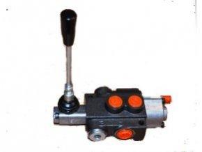 Rozvaděč P40 1X DW ( zpětná pružina)