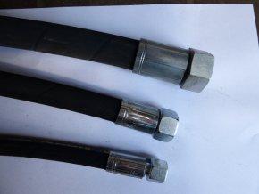 Hadice hydraulická 8x1400 M16x1,5