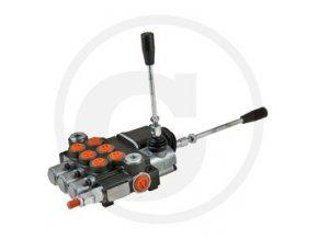 Rozvaděč P40 3x DW (Páka pro křížový přepínač)