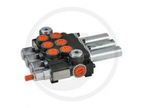 Rozvaděč P40 3x DW (Připojovací zvon)